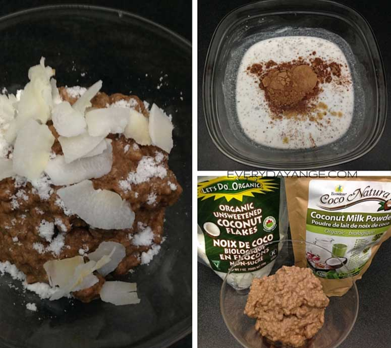 chia with coconut chocolate chia seed pudding recipe