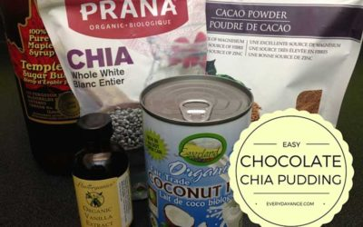 Amazing Chocolate Chia Seed Pudding Recipe That is Easy